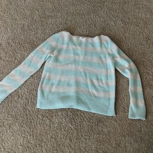 Gap women's striped sweater